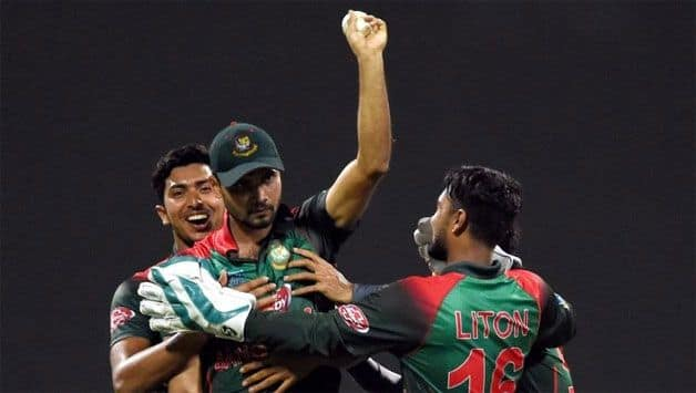 Extremely proud of the way we fielded: Mashrafe Mortaza
