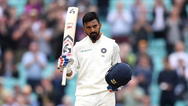 Lunch report: India struggling despite KL Rahul century