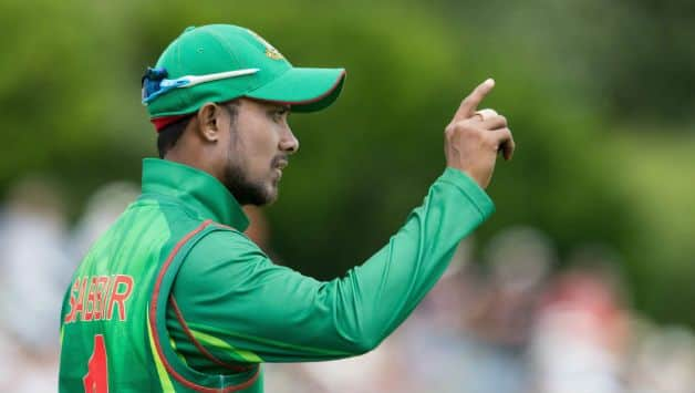 Sabbir Rahman gets six-month ban from international cricket due to repeated disciplinary issues