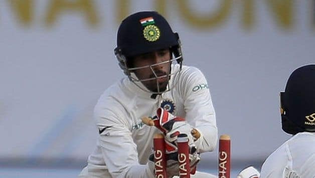 """Wanted to test myself in England,"" says injured Wriddhiman Saha"