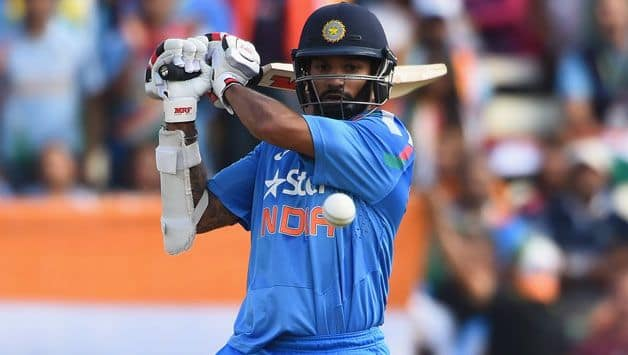 Shikhar Dhawan wary of Bangladesh in the Asia Cup final