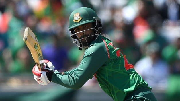 Tamim Iqbal was ruled out of the reminder of the tournament after fracturing his left wrist against Sri Lanka on Saturday.
