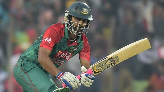 tamim iqbal says Felt very brave batting with fractured wrist