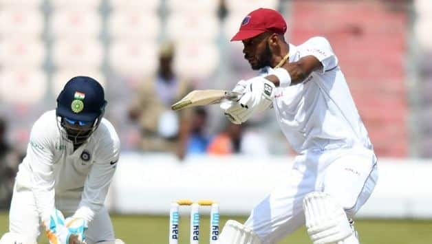 Full details of where you can watch and follow the live streaming of day two of the 2nd Test between India and West Indies, and also the latest updates.
