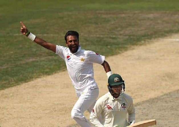 Bilal Asif, Mohammad Abbas Star as Pakistan Gain Control in First Test