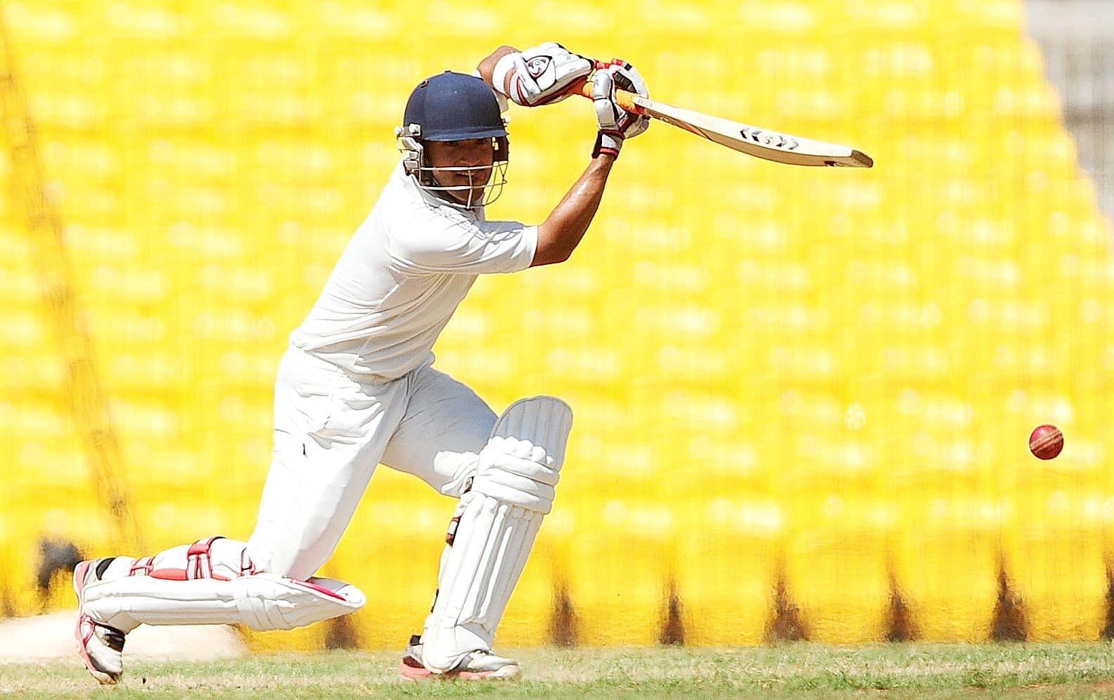 Robin Bist has been a pillar of Rajasthan cricket, twice winning the Ranji Trophy.