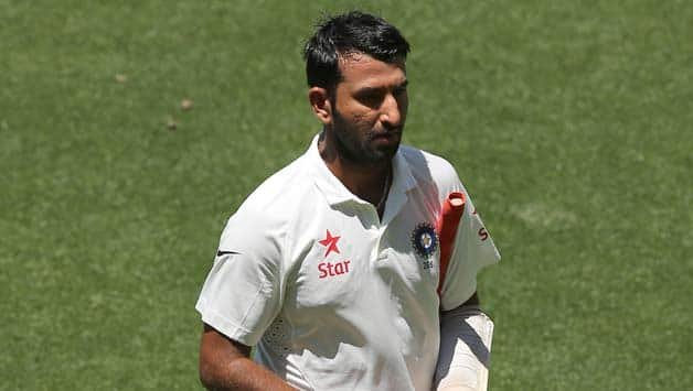 Cheteshwar Pujara finished as the third-highest run-scorer in Tests against England this year where he scored 278 runs from four matches. @ Getty Images
