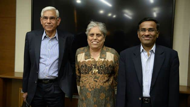 We support transparency in the BCCI: CoA