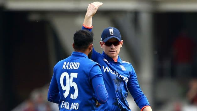 Adil Rashid: Eoin Morgan deserves credit for England's rise to No. 1 ODI team