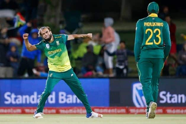 South Africa vs Zimbabwe: Imran Tahir's five seal host's win in first T20I