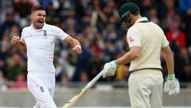 James Anderson: Australian cricketers try too hard to be that  stereotypical aggressive team