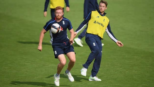 Joe Root: It is likely that Jos Buttler will take keeping duties for injured Jonny Bairstow
