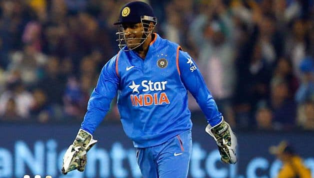 MS Dhoni's wicketkeeping skills have not dimmed, at the age of 37