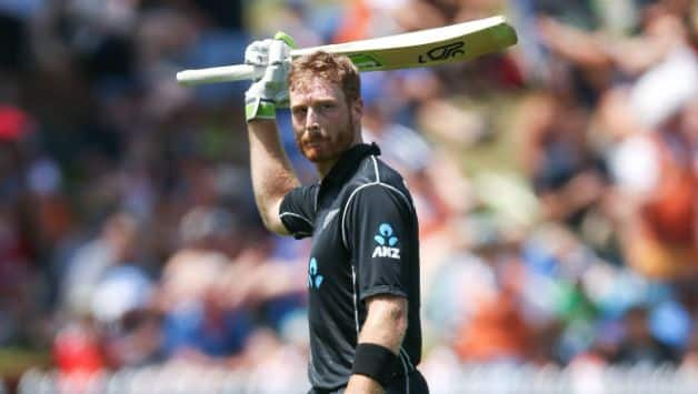 Injured Martin Guptill out of New Zealand's tour of the UAE