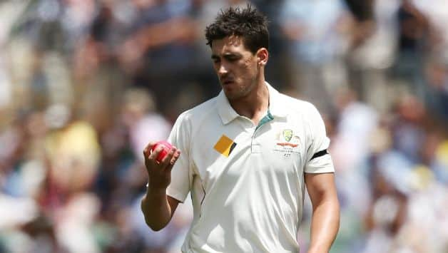 Mitchell Starc: We've changed the roles of the fast bowlers in UAE