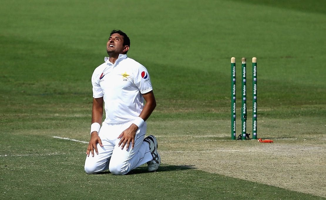 2nd Test, Abu Dhabi: Pakistan build on big lead after Mohammad Abbas' five