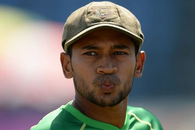 Mushfiqur Rahim, currently nursing a rib fracture he sustained during the Asia Cup, is looking to sweat it out in the nets on October 10. @ Getty Images