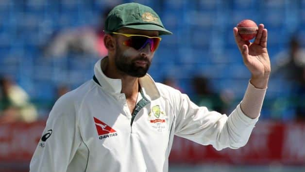 A massive honour to be Australia's fourth most successful Test bowler says Nathan Lyon