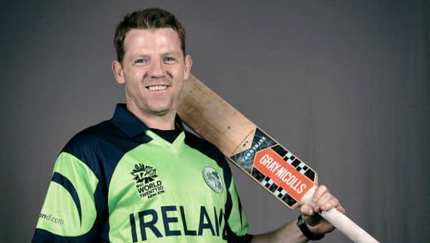 Ireland wicket-keeper Niall O'Brien announces retirement from international cricket