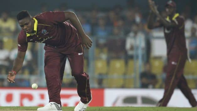 India vs West Indies: Oshane Thomas concedes most run for west Indies in Debut match