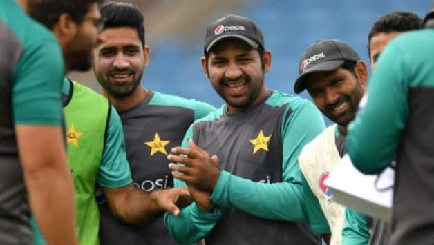 Want to carry forward the winning momentum says Sarfraz Ahmed