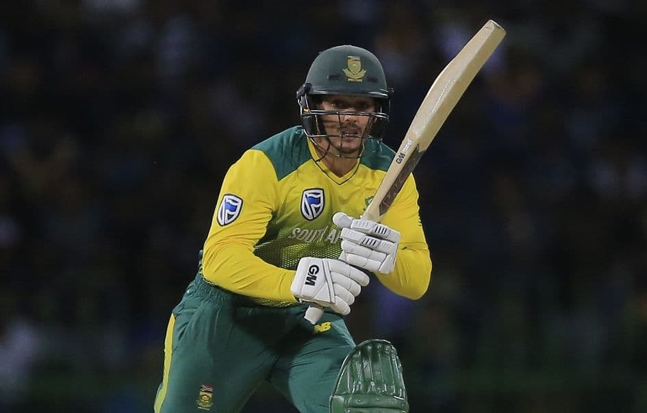 1st T20I: Zimbabwe chase rare victory against rusty South Africa