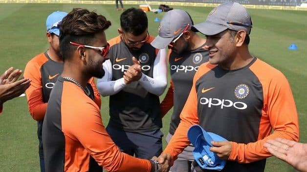 MS Dhoni, who led India to its only ICC World T20 title, was dropped from the squad for the upcoming three-mach T20I series against West Indies and Australia. @ AFP
