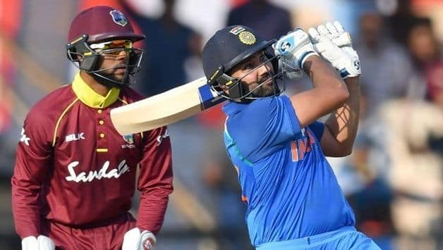 Rohit Sharma: Once I get to a 100 the only aim is to see how far I can go