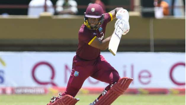 Shai Hope: We lost wickets at crucial moments during Vizag ODI