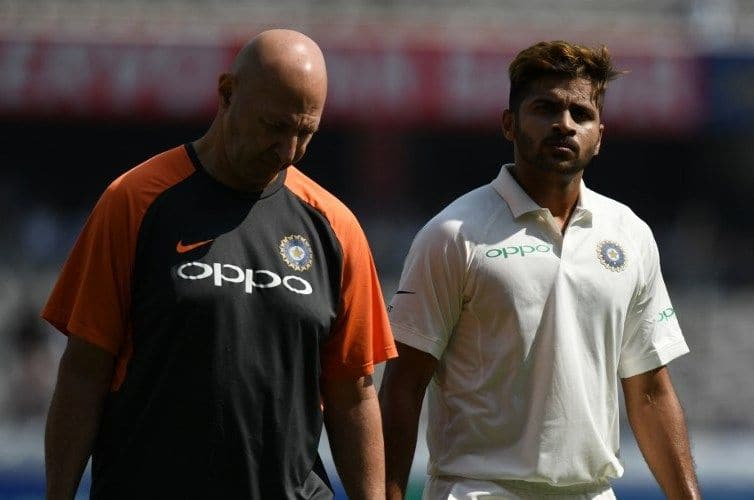 Shardul Thakur sidelined for six-seven weeks, unlikely for Australia Tests