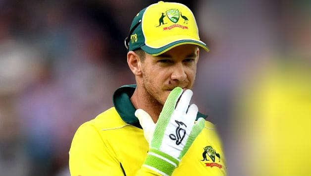 Aaron Finch Is Right Man to Lead Australia team in ODIs says Tim Paine