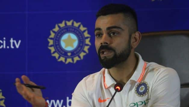 Virat Kohli: youngsters have opportunity to cement their place in the Test Team
