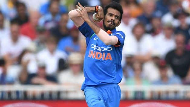 Yuzvendra Chahal: Change in pace is key to tackle opposition in this kind of wicket