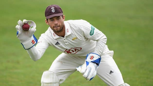 England call up Ben Foakes as cover for injured Jonny Bairstow