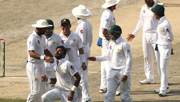 Bilal Asif claimed 6 for 36 - the third best among Pakistan debutants in Tests.