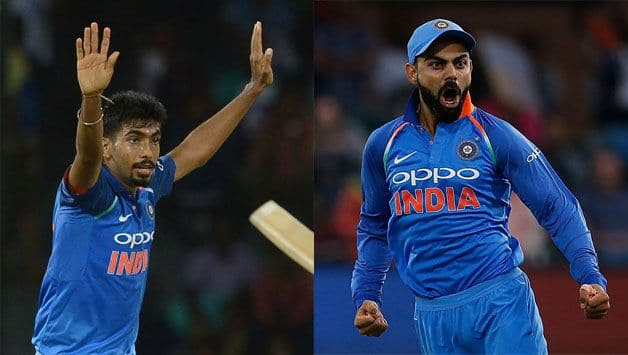 ICC rankings: Virat Kohli, Jasprit Bumrah maintain pole positions in ODIs