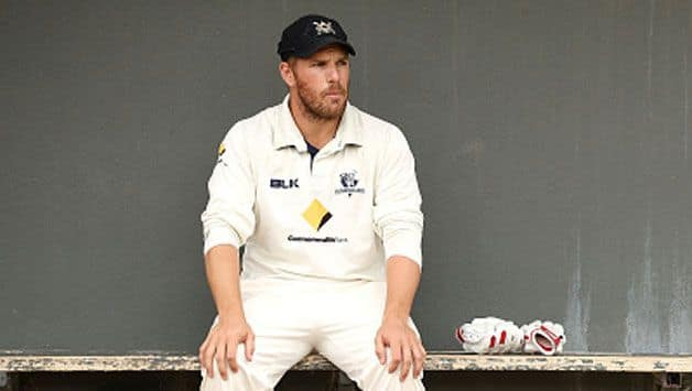Warm-up knock puts Aaron Finch in right space ahead of first Test