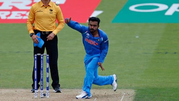 Fit-again Kedar Jadhav surprised at ODI omission