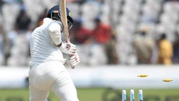 Rahul, who had made timely 149 against England in the final Test after enduring a poor series, made 0 in the first Test against West Indies and on a flat track at Hyderabad, he got out for 4 off 25 balls