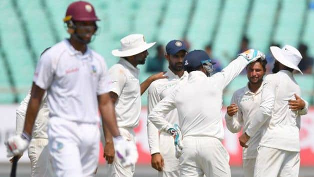 India vs West Indies, 1st Test: Kuldeep Yadav, R Ashwin star in India's biggest win