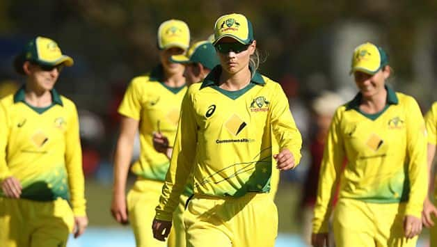 In the women's ODI team rankings as well, Australia are on top with 140 points followed by England (123) and India (119).