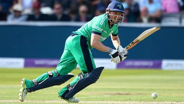 Niall O'Brien scored 3065 runs at an average of 25.54. (Getty Image)