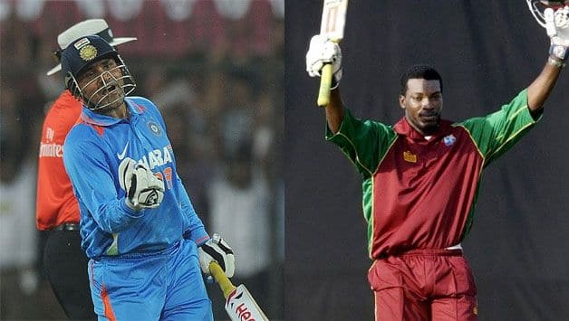 India vs West Indies: The top five ODI innings