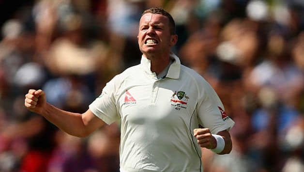 Workhorse Peter Siddle impresses on tiring day