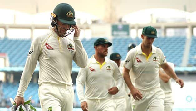 Australia spinners managed to reduce Pakistan to 45/3 in their second dig, but with a sizable lead for Pakistan, it will be the Australian camp which will be worried heading into the final two days of the series opener.