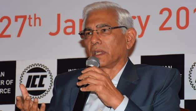 CoA chief Vinod Rai