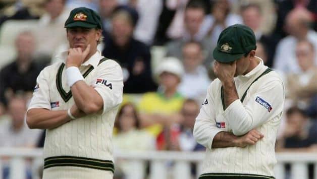 """Shane Warne slams Ricky Ponting for Ashes 2005 """"shocker"""""""