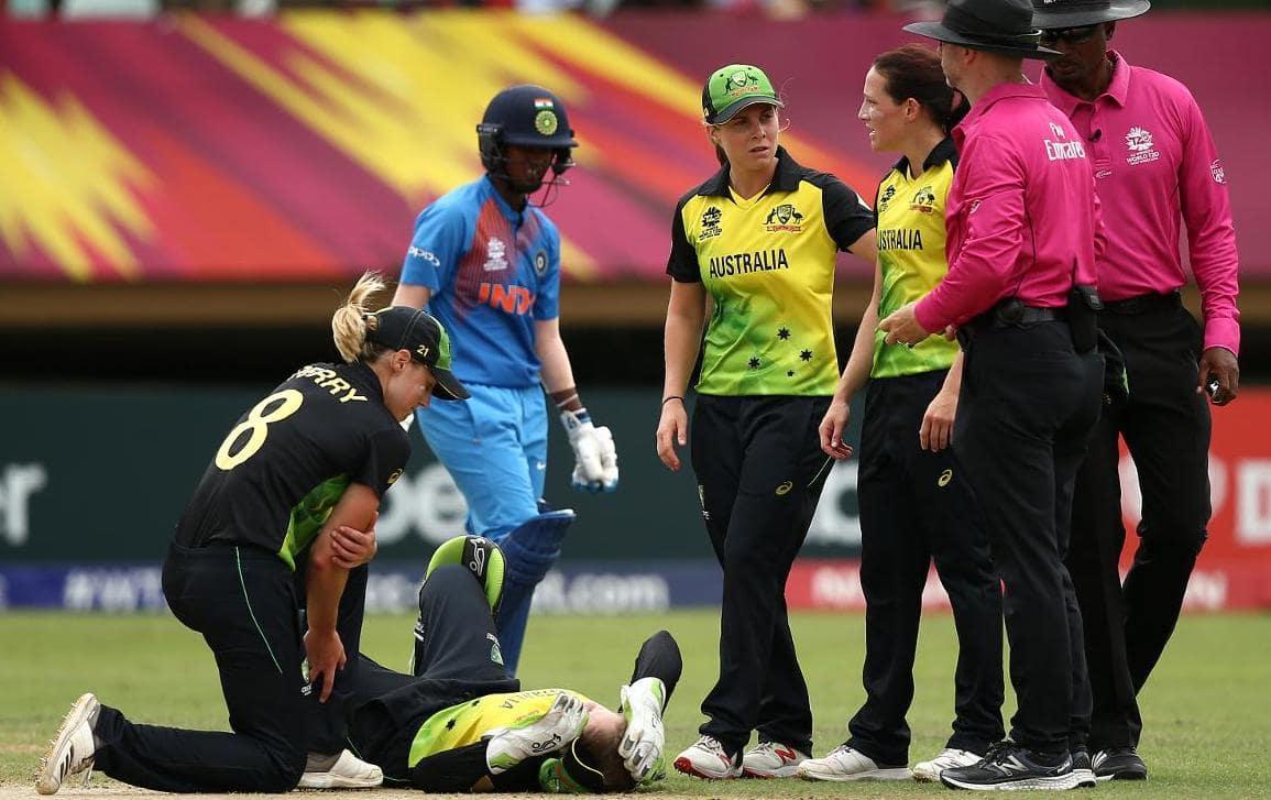 Women's World T20: Australia team doctor confident of Alyssa Healy role in semi-final