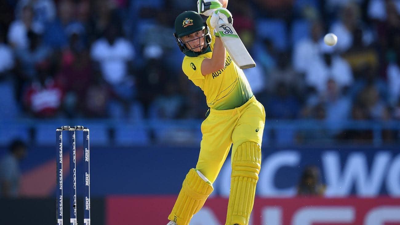 Alyssa Healy: Women's World T20 Final: Old Rivals Australia Meet England
