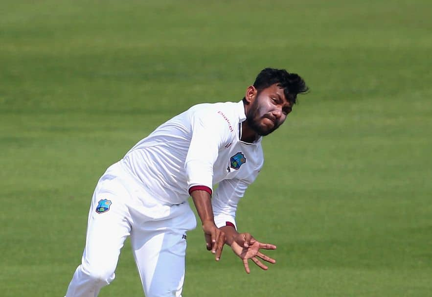 Bangladesh vs West Indies: Target 204 after hosts collapse to 125